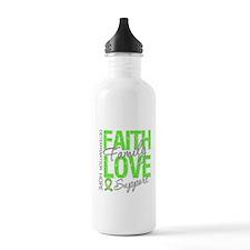 MD Faith Family Love Water Bottle