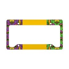 New Orleans designs License Plate Holder