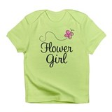 Flower Girl Wedding Infant T-Shirt