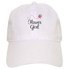Flower Girl Wedding Baseball Cap