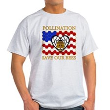 PolliNATION Save our Bees T-Shirt