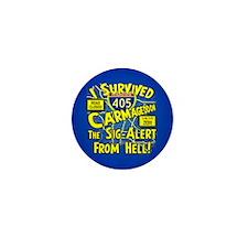 Carmageddon Mini Button (10 pack)