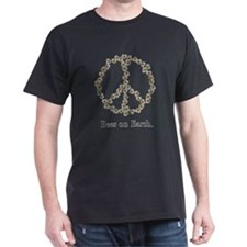Bees on Earth (Peace) T-Shirt