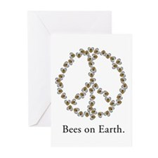 Bees on Earth (Peace) Greeting Cards (Pk of 20)