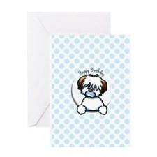 Coton de Tulear Birthday Greeting Card