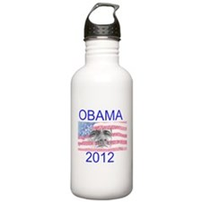 Obama 2012 Water Bottle