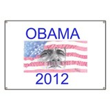 Obama 2012 Banner