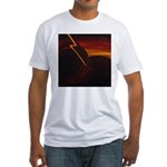 Thinking Fitted T-Shirt