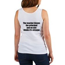 You know you are a homeschooler if Women's Tank To