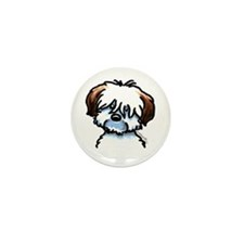 Funny Coton Mini Button (100 pack)