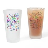 New Options in Dance Drinking Glass
