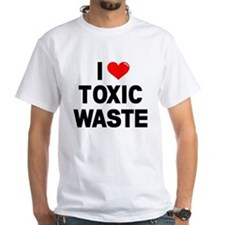 I Heart Toxic Waste Shirt