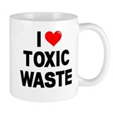 I Heart Toxic Waste Mug