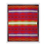 Indian Design-01aa Throw Blanket