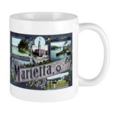 Marietta, Ohio Yesteryear Mug