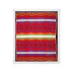 Indian Design-01ab Throw Blanket