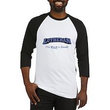 Lutheran / Word Baseball Jersey