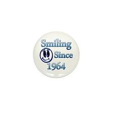 Unique Smile faces Mini Button (10 pack)