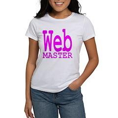 Web Masters Women's T-Shirt