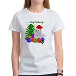 Botanical Papaya Kids Dark T-Shirt