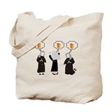 Nuns Jubilee Tote Bag