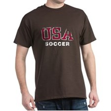 USA Soccer Team T-Shirt