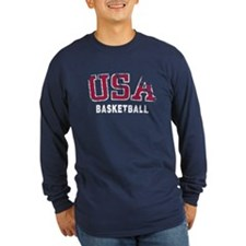 USA Basketball Team T
