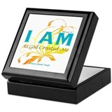 ACIM-I Am As God Created Me Keepsake Box