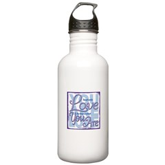 ACIM-You Are Love Stainless Water Bottle 1.0L