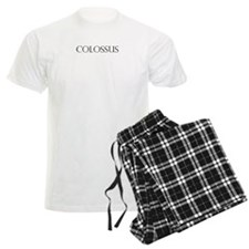 Colossus pajamas