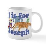J is for Joseph Mug