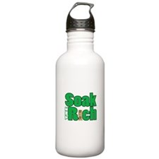 Soak The Rich... Water Bottle