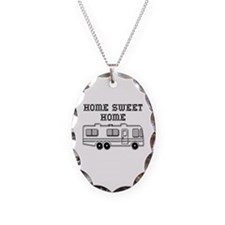 Home Sweet Home Motorhome Necklace