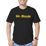 Reservoir Dogs Mr. Blonde Men's Fitted T-Shirt