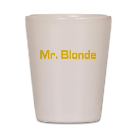 Reservoir Dogs Mr. Blonde Shot Glass