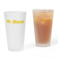 Reservoir Dogs Mr. Blonde Drinking Glass