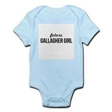 Future Gallagher Girl Infant Bodysuit