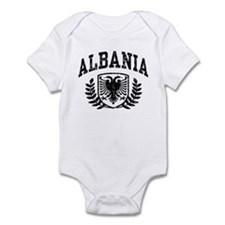 Albania Infant Bodysuit