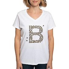 """""""B"""" (made of bees) Shirt"""