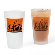 Witches Dance 2 Drinking Glass