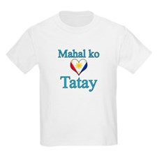 I Love Dad (2) (Filipino) T-Shirt