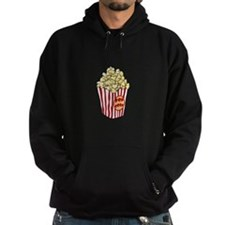 Cartoon Popcorn Bag Hoodie