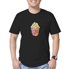 Cartoon Popcorn Bag T