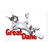 Great Dane Mantle LB Postcards (Package of 8)