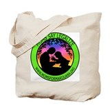 Cute Legalize cannabis Tote Bag
