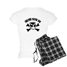 BHNW Skull Duo pajamas
