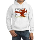 Flute Ninja Hoodie Sweatshirt