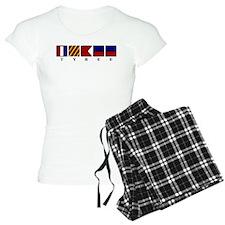 Nautical Tybee Island Pajamas