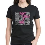 Fight Breast Cancer Tee-Shirt