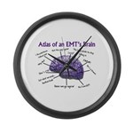 EMT/Paramedics Large Wall Clock